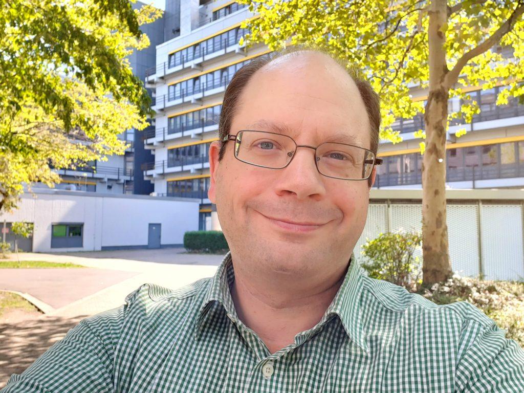Ziko van Dijk (Porträtbild)